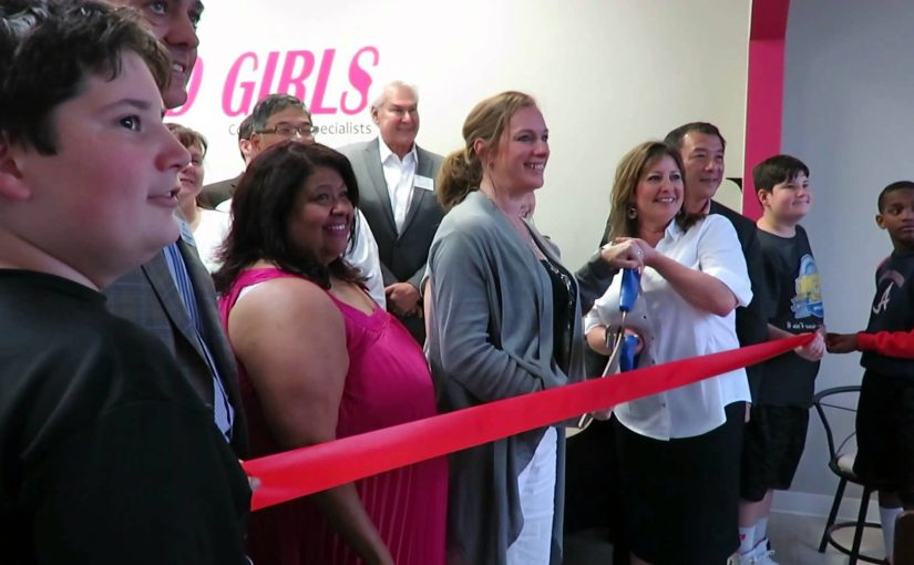 Surety Bond Girls Grand Opening